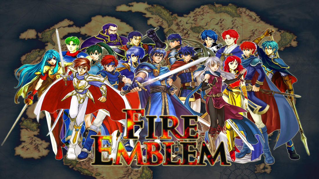 The Top 5 Fire Emblem Characters | Geeks