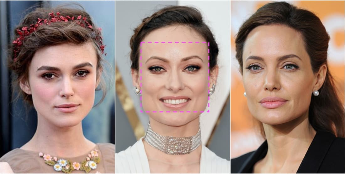 We're always on the hunt to apply makeup in the best way for the shape of our face. I have a square-shaped face, and if your temples, cheekbones, ...
