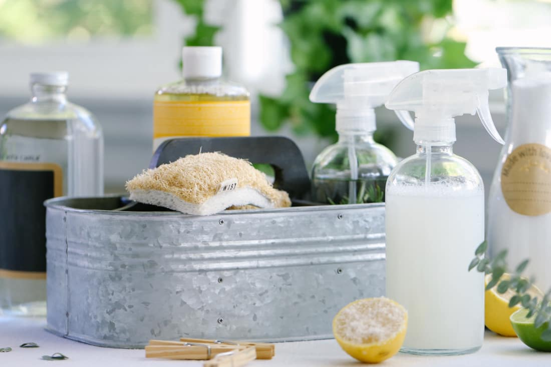 The Best Natural Cleaning Products Longevity - Natural cleaning products for bathroom