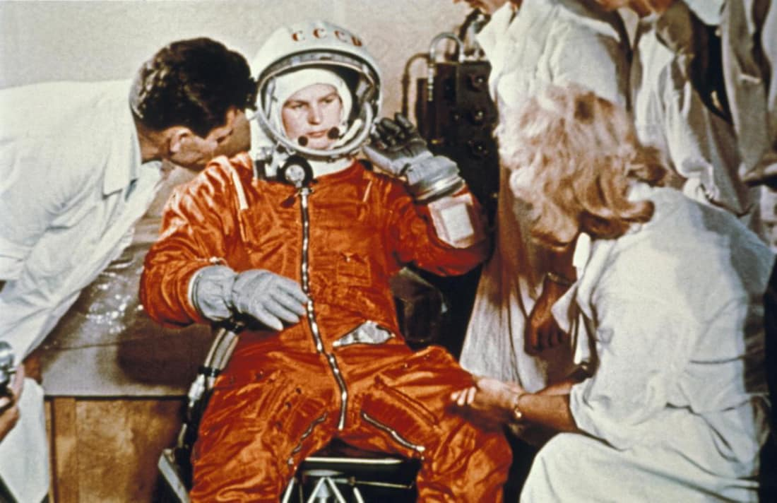 famous astronauts and cosmonauts who contributed in space explorations - photo #18