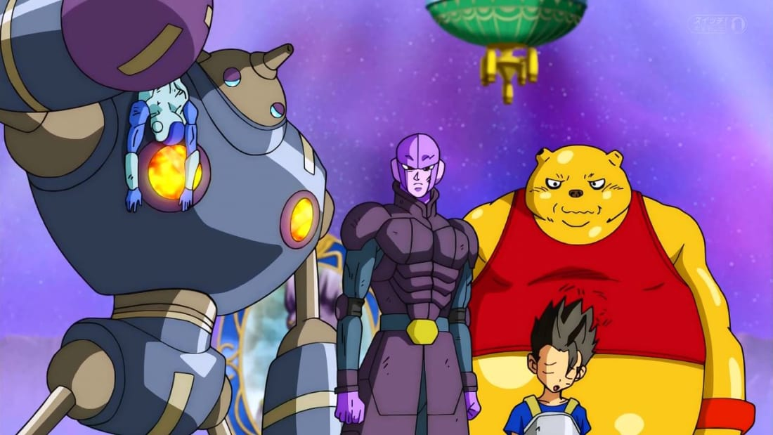 dragon ball super 6  Dragon Ball Super': Newly Revealed Episode Titles Tease More ...