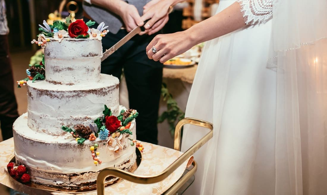 Best Wedding Cake Trends Of 2018 Marriage