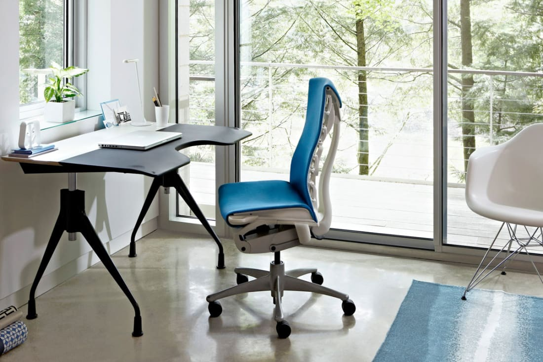 comfortable home office. There Are A Lot Of Pros And Cons To Working From Home, But If Do Decide Permanently Eliminate Commuting Your Life, Few Items Necessary For It Comfortable Home Office F