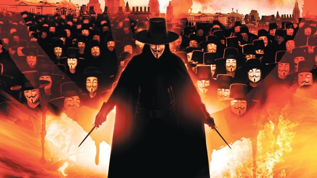 Grab Your Guy Fawkes Masks! A 'V For Vendetta' TV Series Might Be In