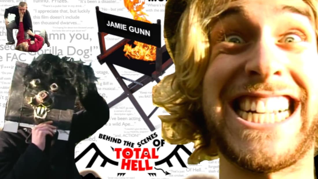 Total Hell!' A Movie About Making Bad Movies | Geeks