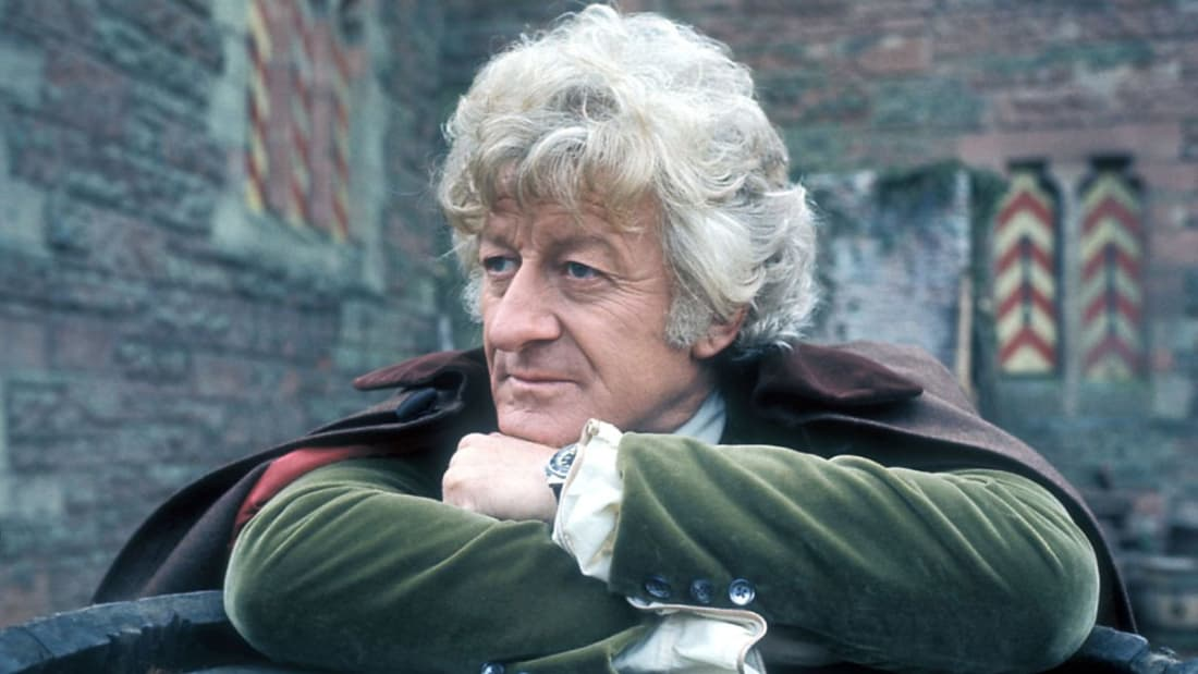 Image result for jon pertwee visited nottingham with bessy