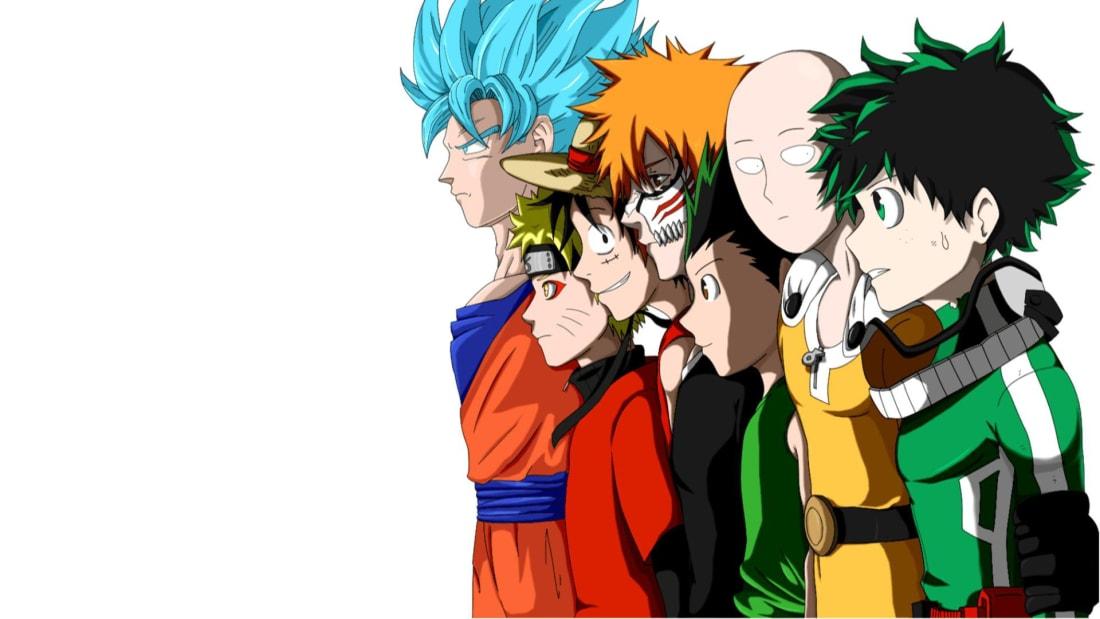 Top 5 Shonen Anime to Jump Start Your Week