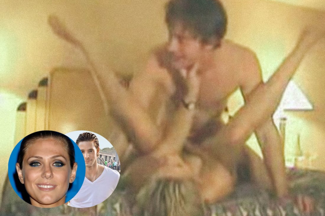 Celebrity sex video travis wolfe