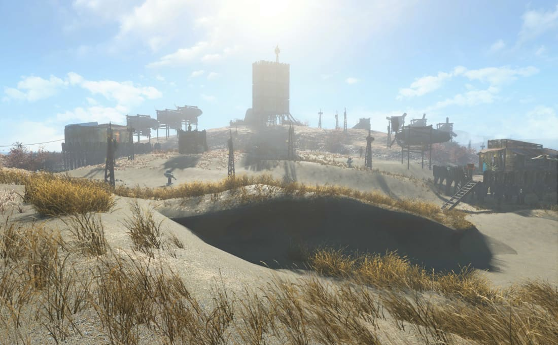 Fallout 4: My Obsession With Spectacle Island | Gamers
