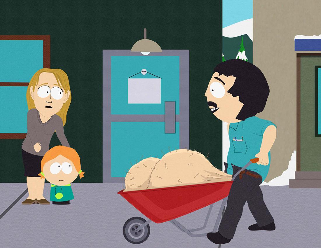 Funniest South Park Randy Marsh Scenes Geeks