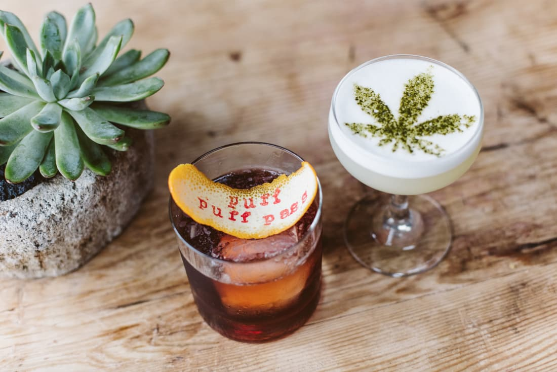 Cannabis Infused Drinks Might Cost A Pretty Penny At The Dispensary, But  This Guide Will Let You Save Tons By Going The DIY Route.