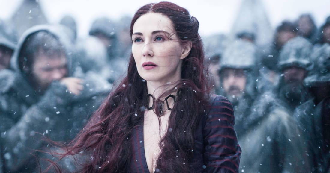 Game Of Thrones' And Melisandre: Let's Talk About Necklaces | Geeks