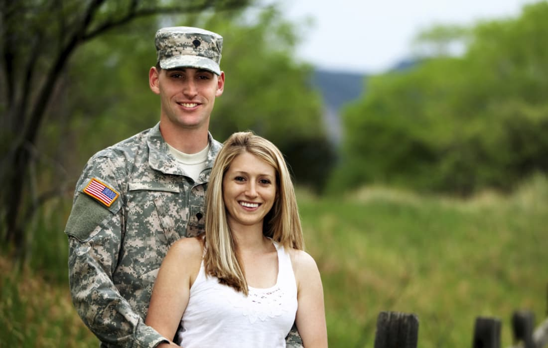 Things to know when dating someone in the military