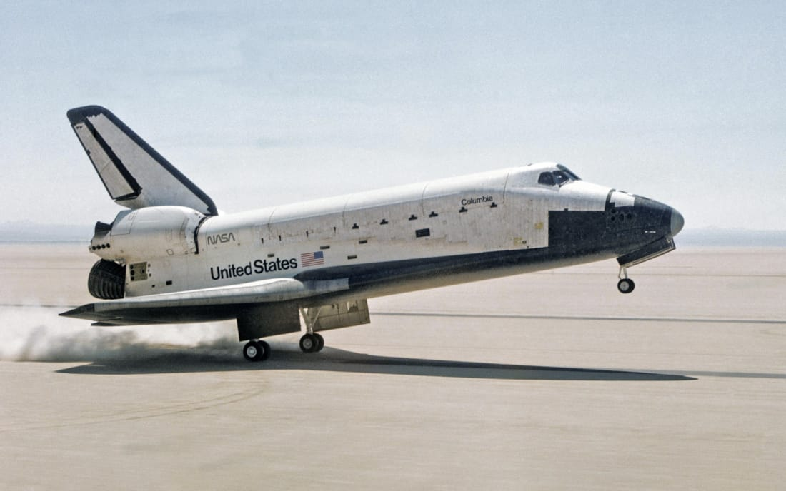 how did space shuttle columbia get its name - photo #18