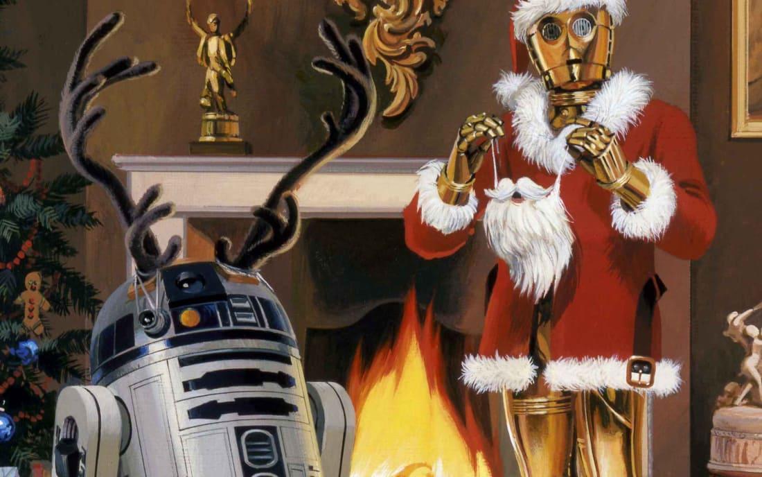 Original Star Wars Ornaments Geeks