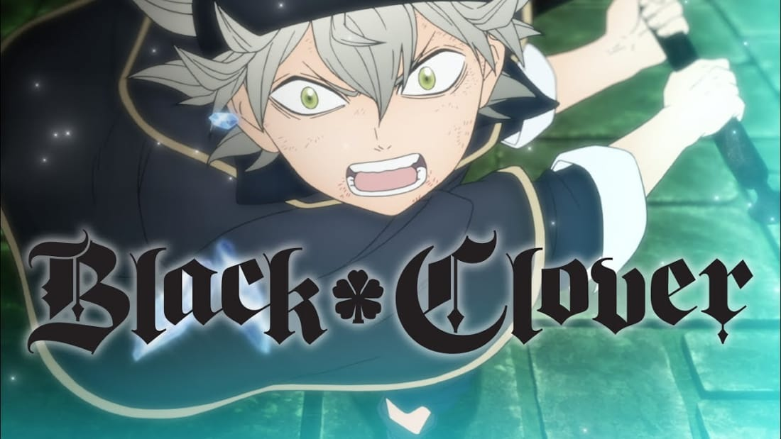 From The Creators Of Fairy Tail Comes Black Clover Its A Story About Two Orphaned Boys Asta And Yuno Is Physically Powerful Person That Has An