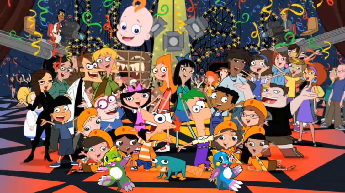 phineas and ferb owca files
