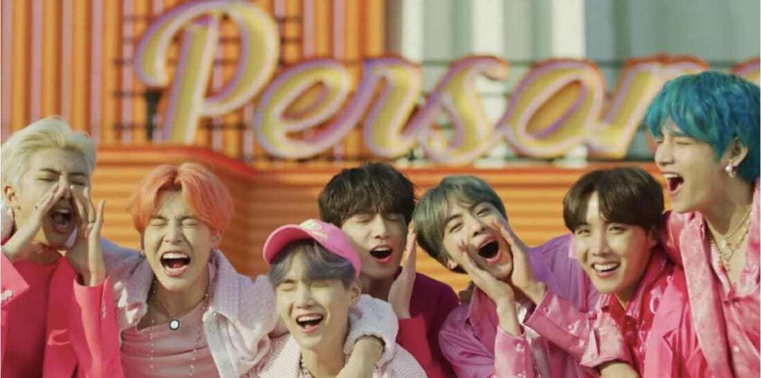 BTS Map of the Soul: 'Persona' Review | Beat