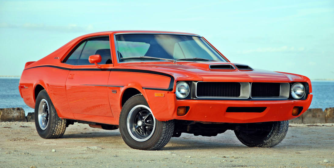 Classic 70s Muscle Cars | Wheel