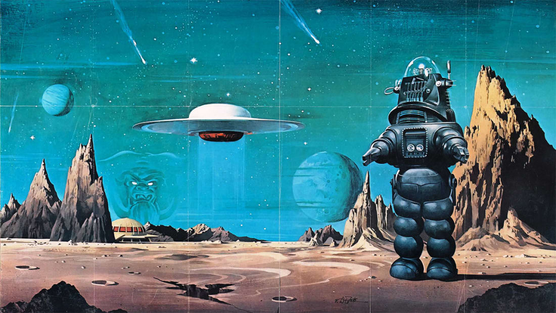 The Scale of Hardness in Science Fiction   Futurism