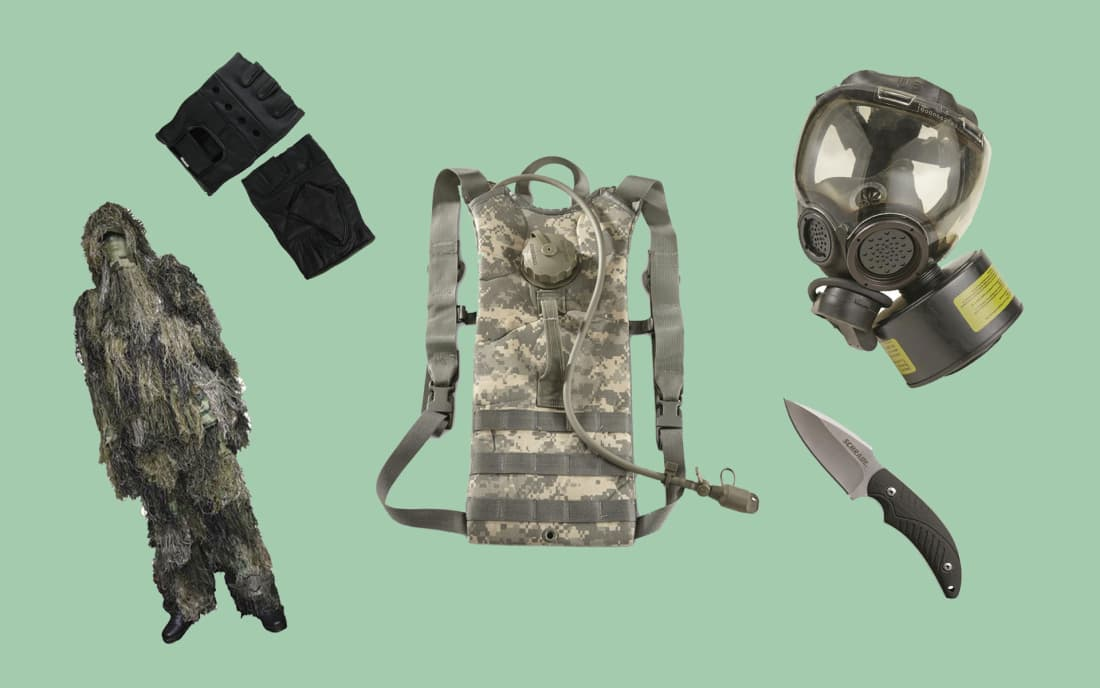 Coolest Things You Can Buy at a Military Surplus Store   Serve