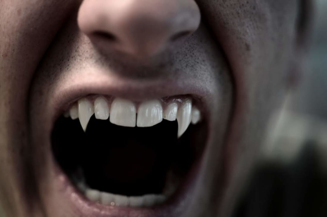 How To Tell If Your Neighbor Is a Vampire | Horror
