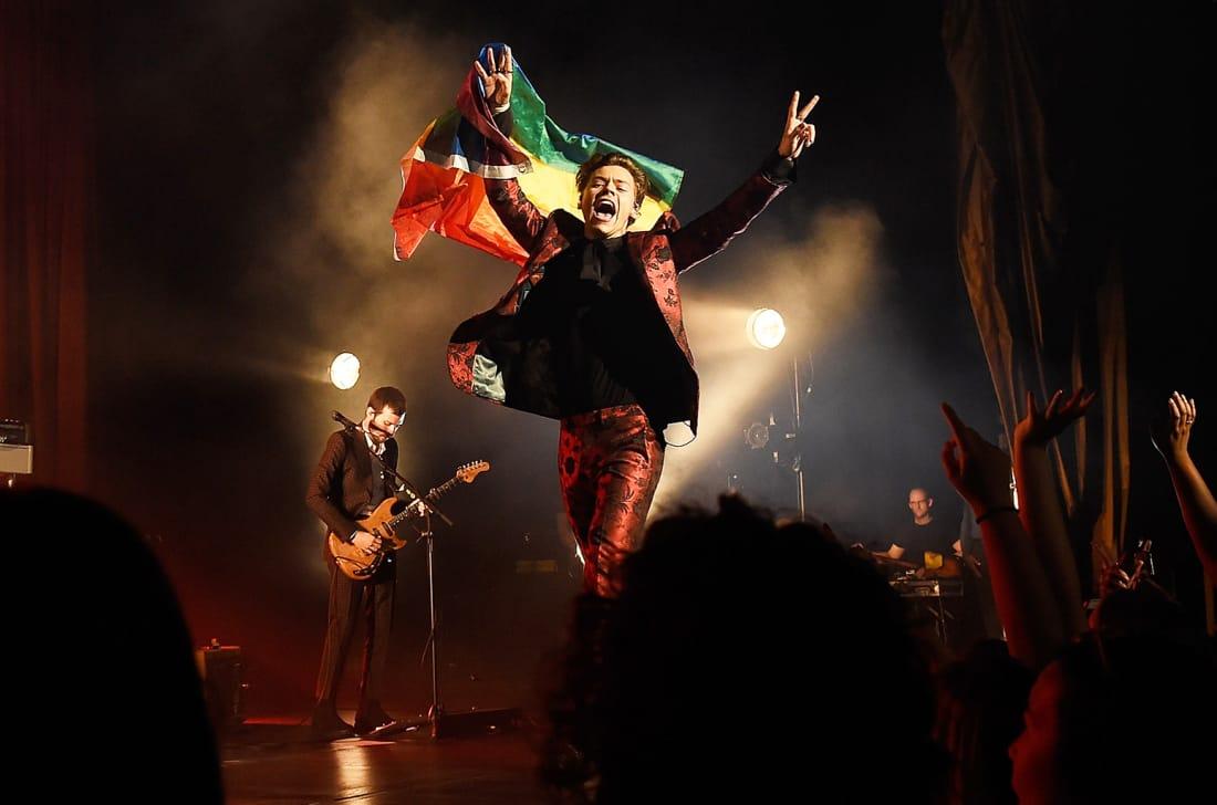 Image result for harry styles tour