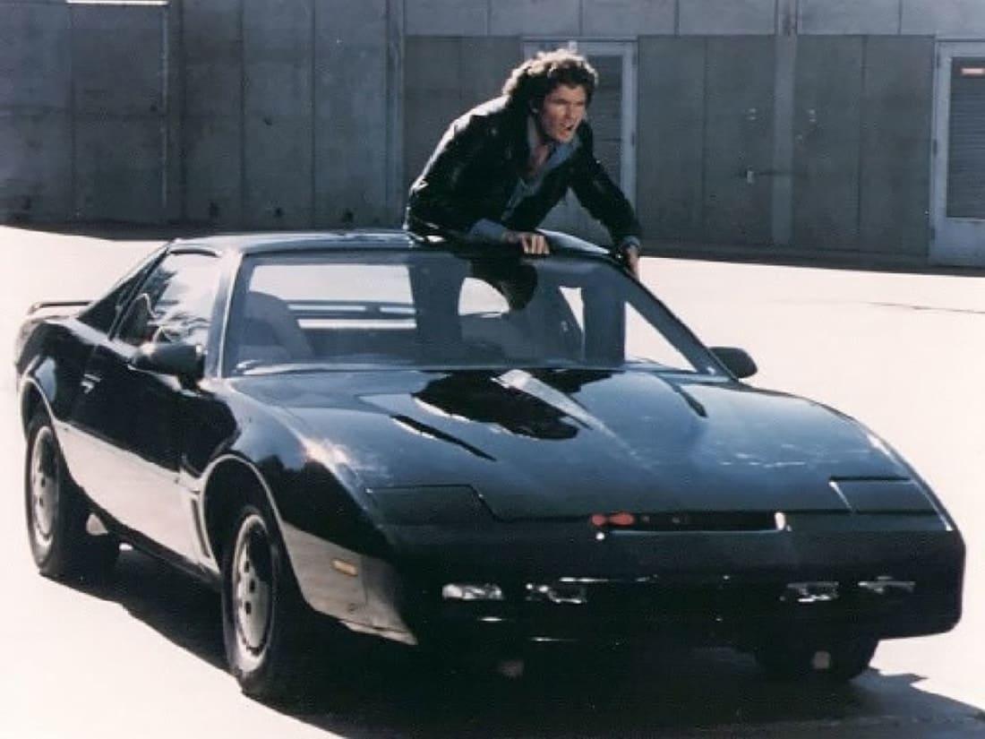 Knight Rider\'s Original High-Tech Car K.I.T.T. | Geeks
