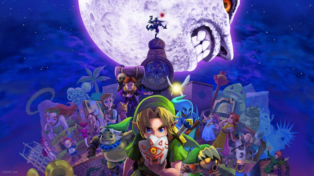 Majora's Mask' and the Horror Within | Gamers