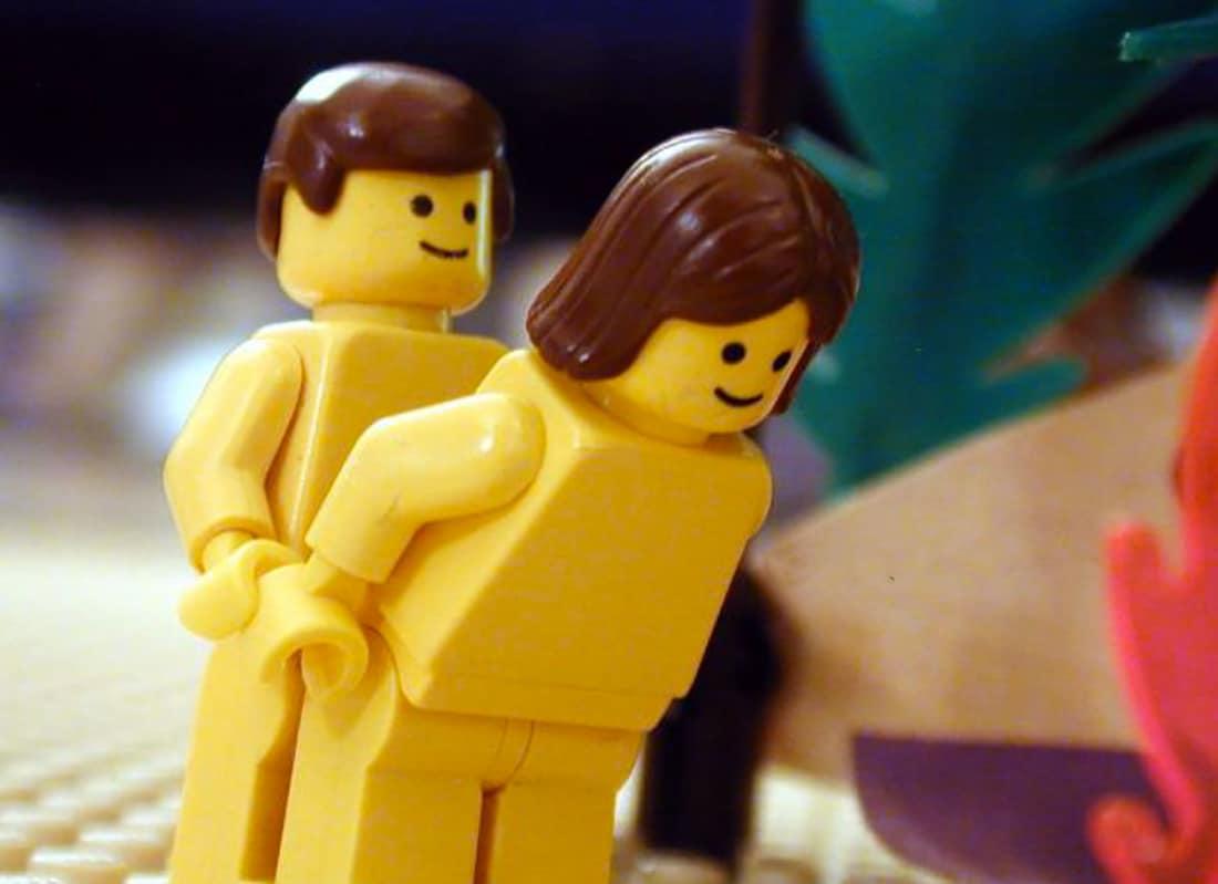 Movies of legos having gay sex