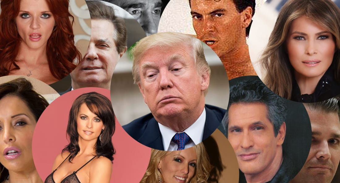 From Edward Penishands To Sponge Knob Square Nuts There Are Porn Parodies Of Everything So Why Not A Parody Of The Already Ridiculous Administration Of
