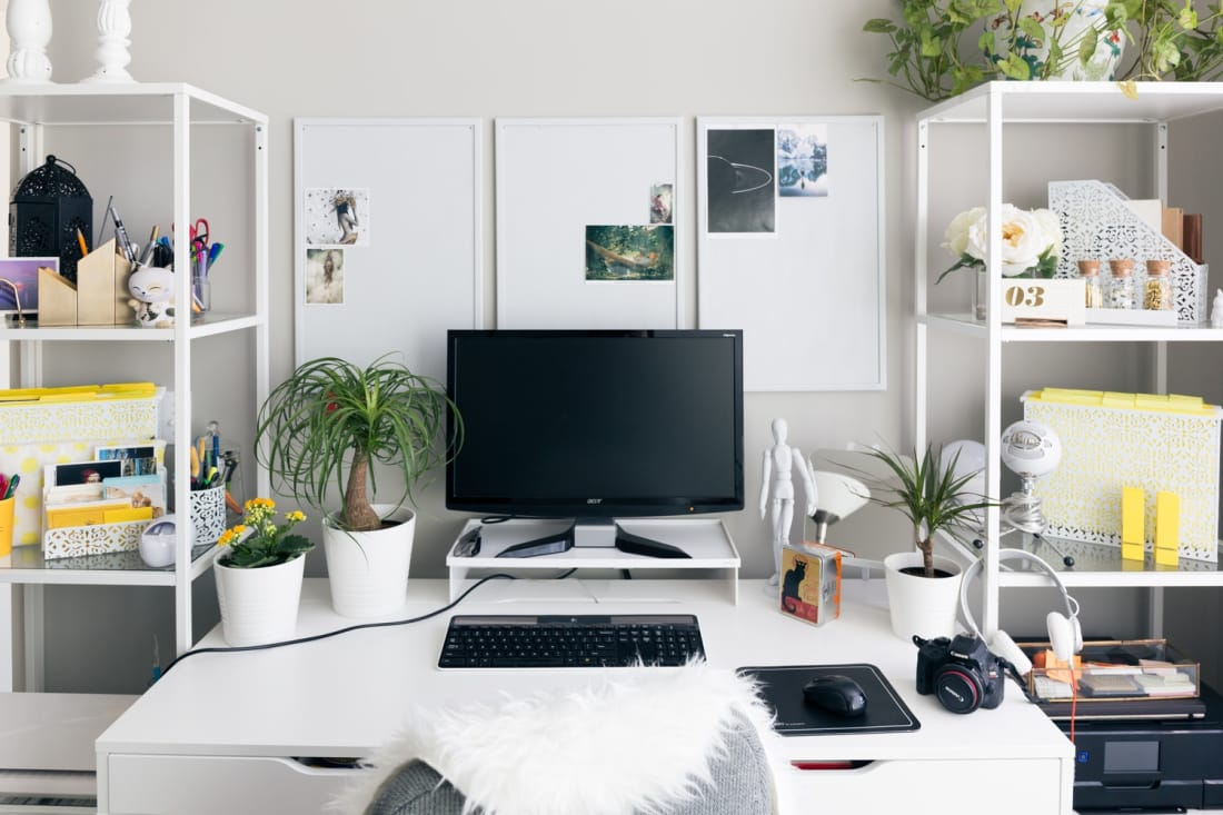 From The Most Comfortable Chairs For Your Home Office To Helpful Apps To  Reduce Office Stress, There Are Many Ways To Help Increase Your  Productivity While ...