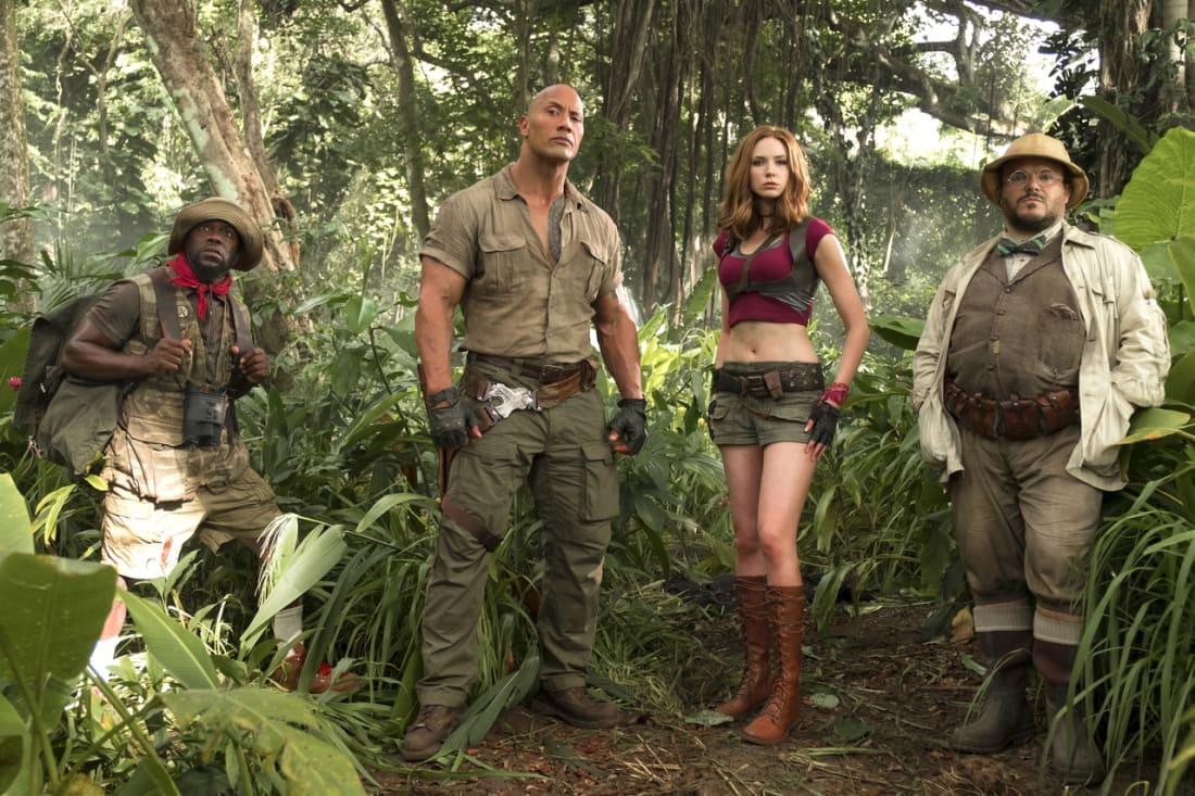 Movie Review: \'Jumanji: Welcome to the Jungle\' | Geeks