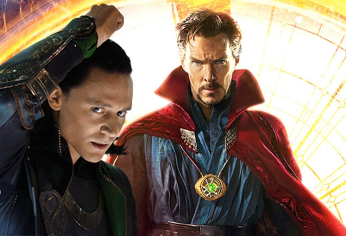 Tom Hiddleston Reveals Loki and Doctor Strange Won't See Eye