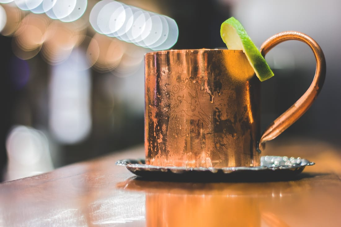 Best Copper Moscow Mule Cups & Recipes to Try