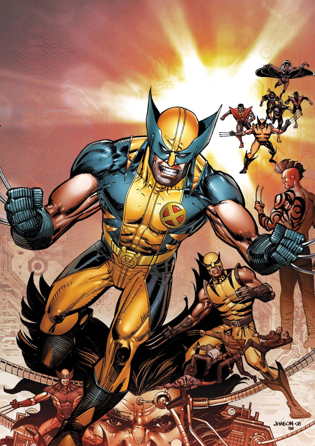 The Versions of Wolverine on 'Earth-616' (Main Marvel Universe) | Geeks