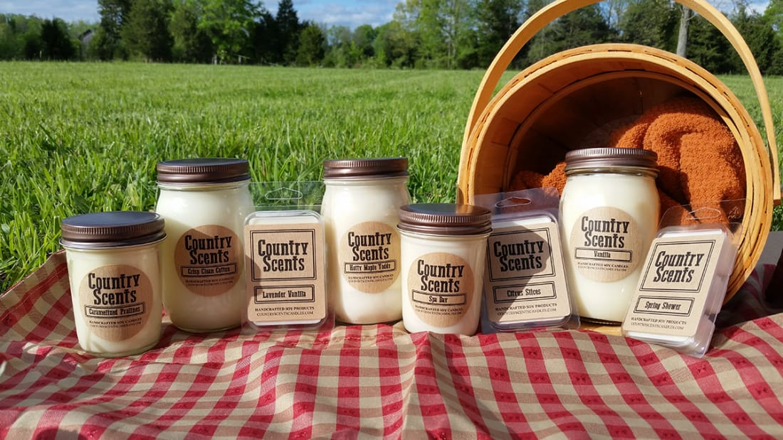 Country Scented Candles | Journal