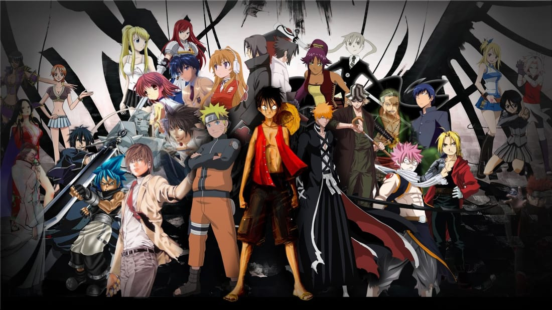 10 best action anime shows geeks