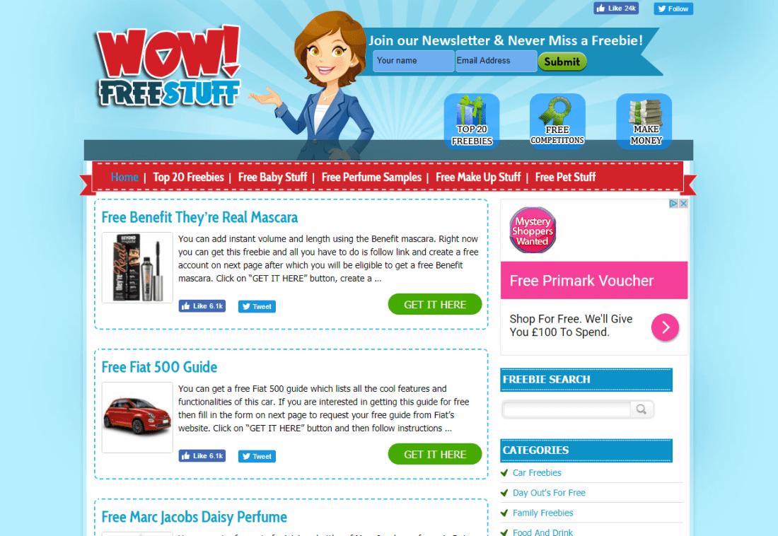 Three of the Best Freebie Sites | Lifehack