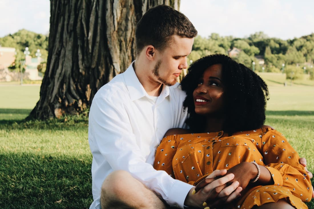Advice interracial relationship