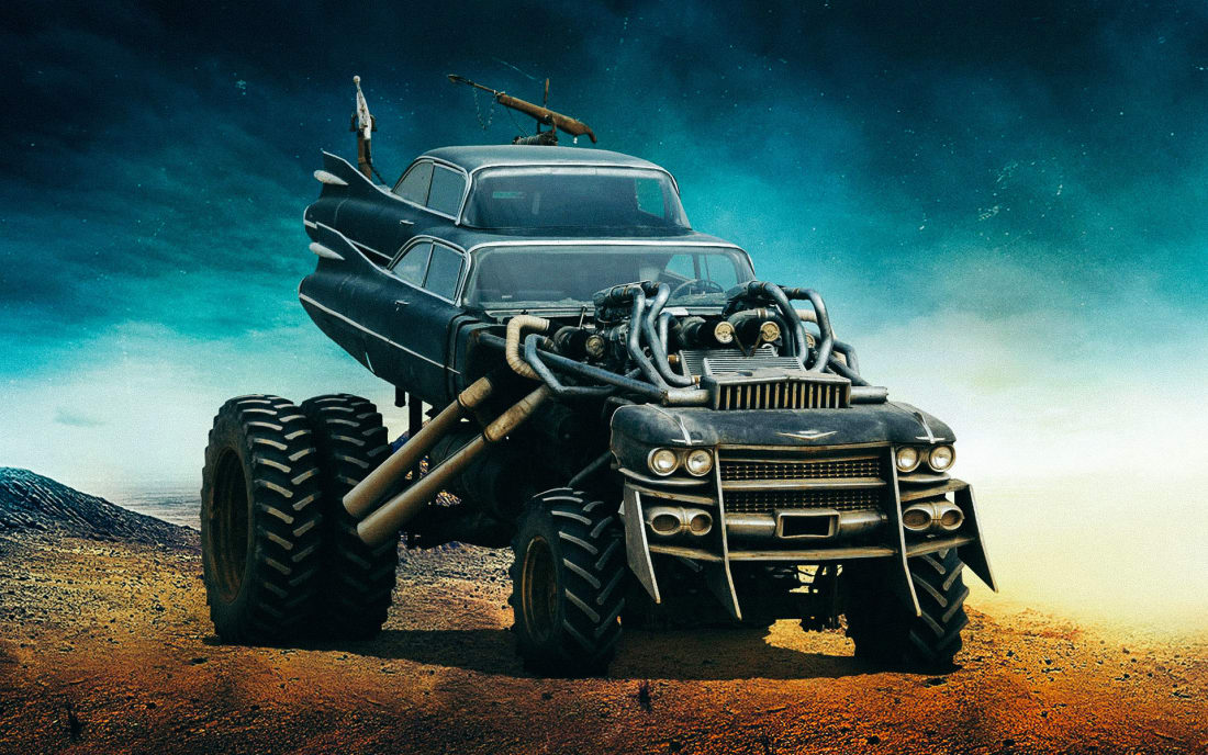 Most Insane Mad Max Cars Geeks