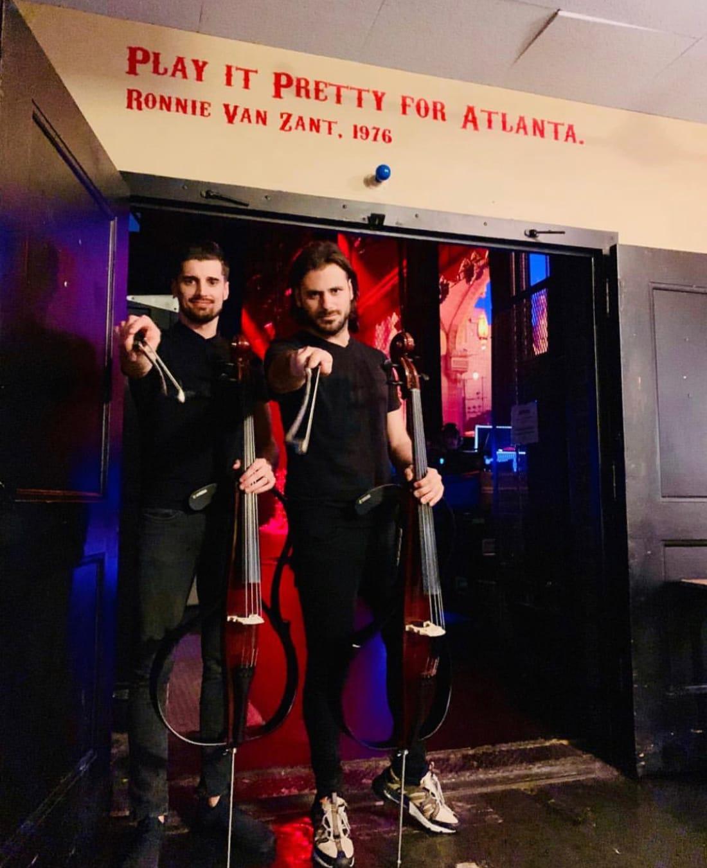 Review | 2Cellos in Atlanta | Beat