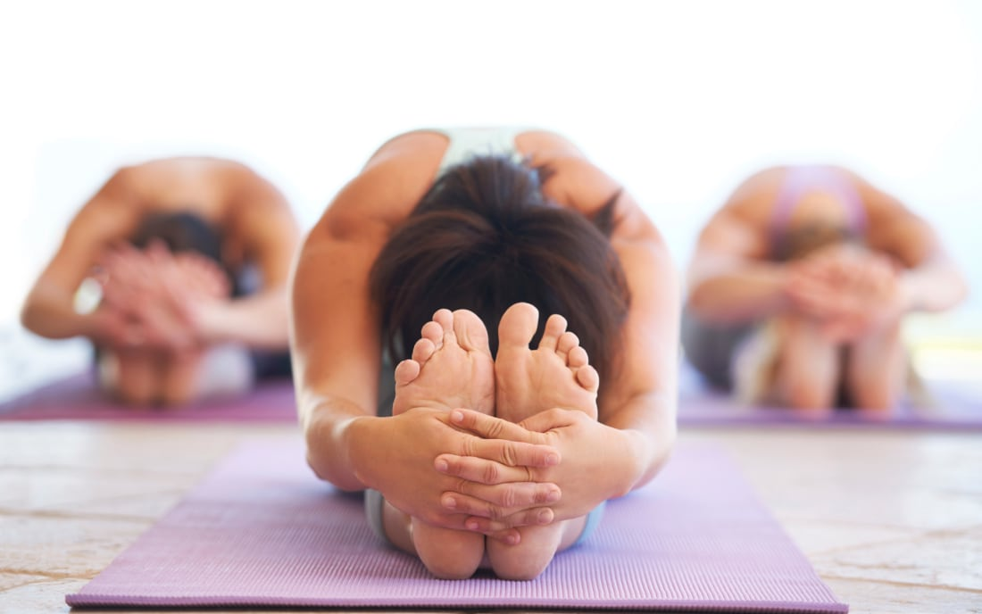 Balance Your Spirit Mind And Body With Vinyasa Yoga For Weight Loss