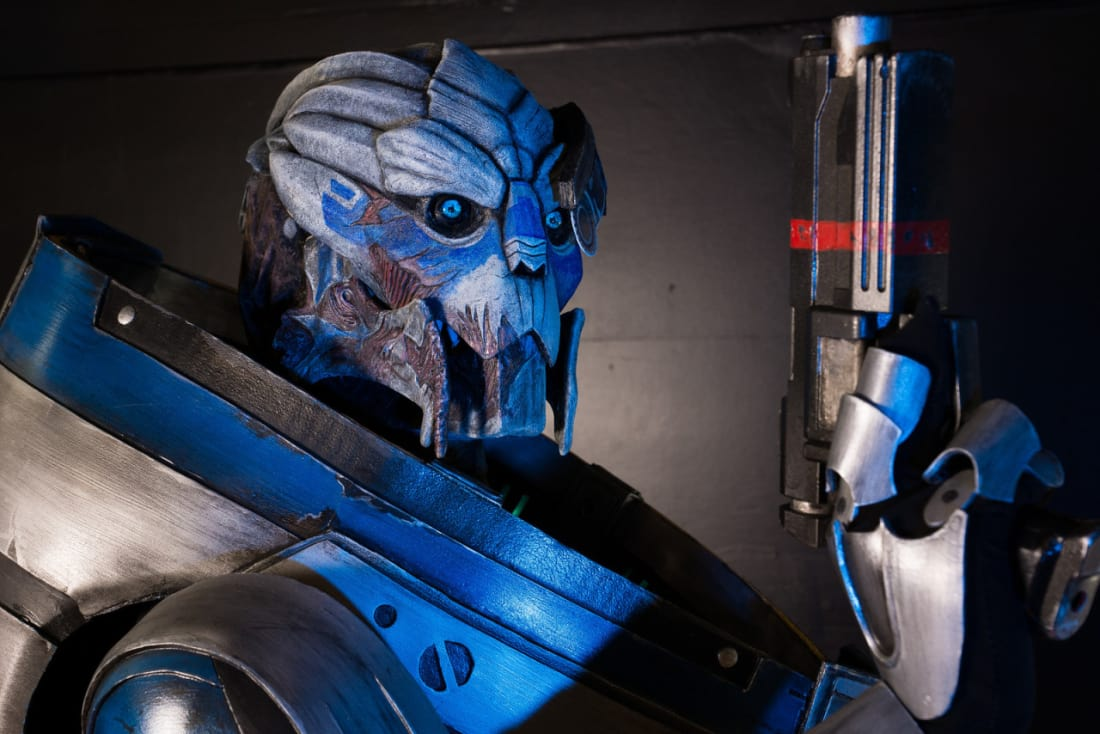 This Mass Effect Cosplay Is Out Of This World! | Geeks