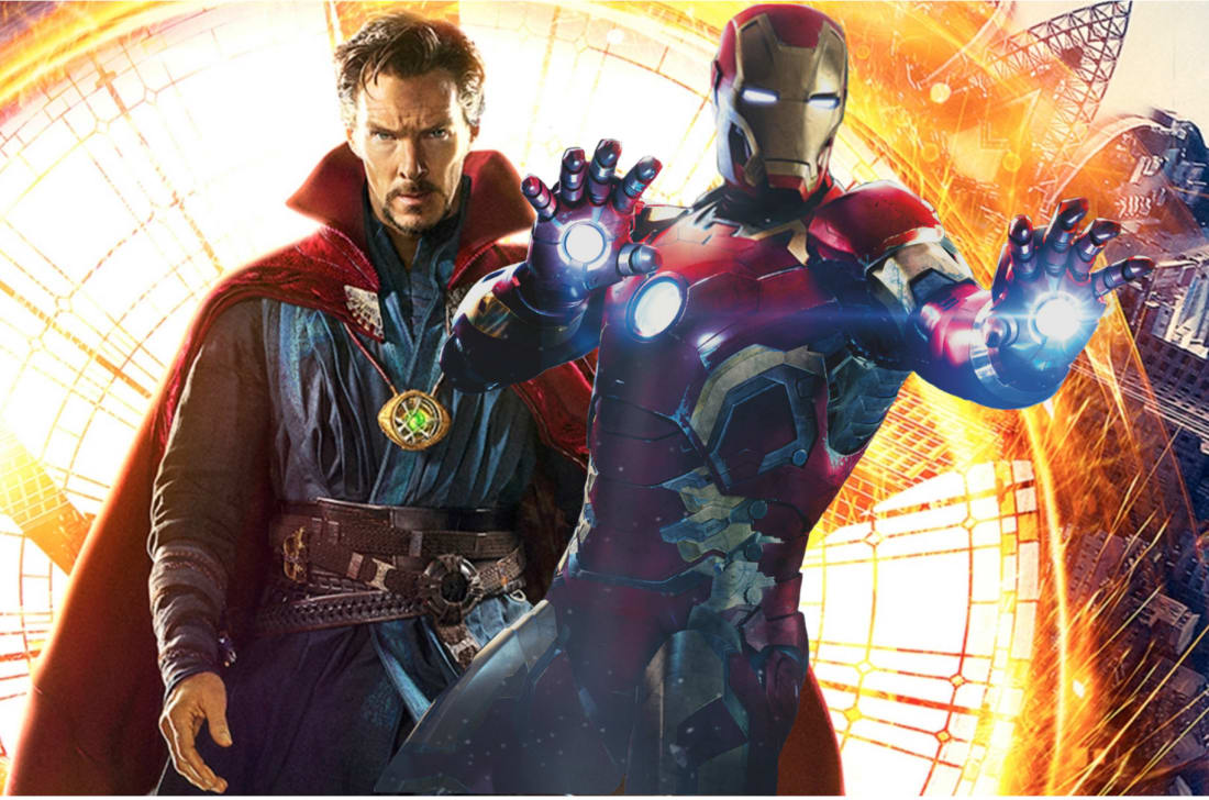 rise of the facial hair bros. — feige reveals doctor strange will