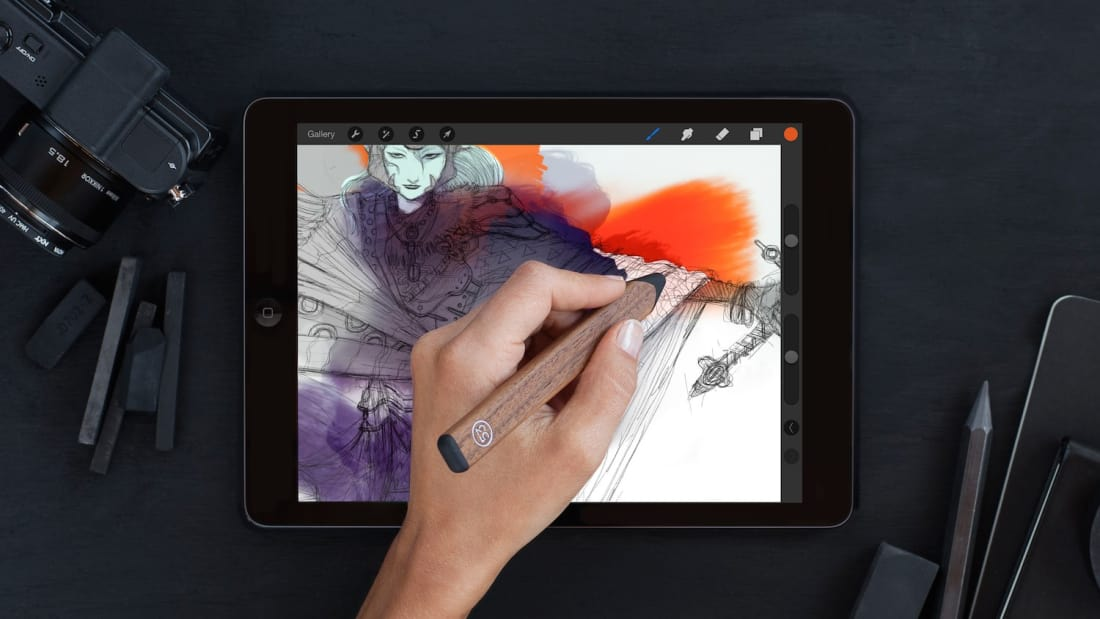 10 Best iPad Pro Apps for Artists | 01