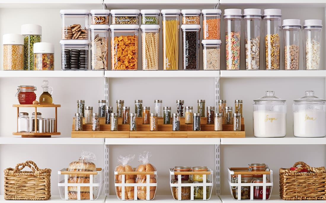Pantry Organization Hacks To Save You Space And Money Lifehack