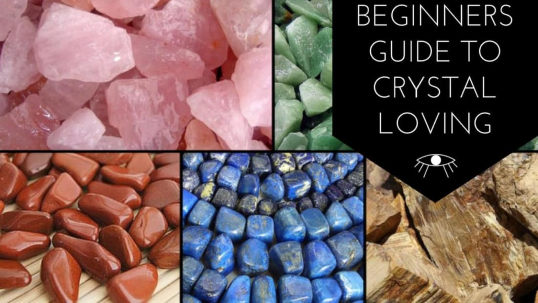 Basic Guide: Crystals and Their Healing Properties | Longevity
