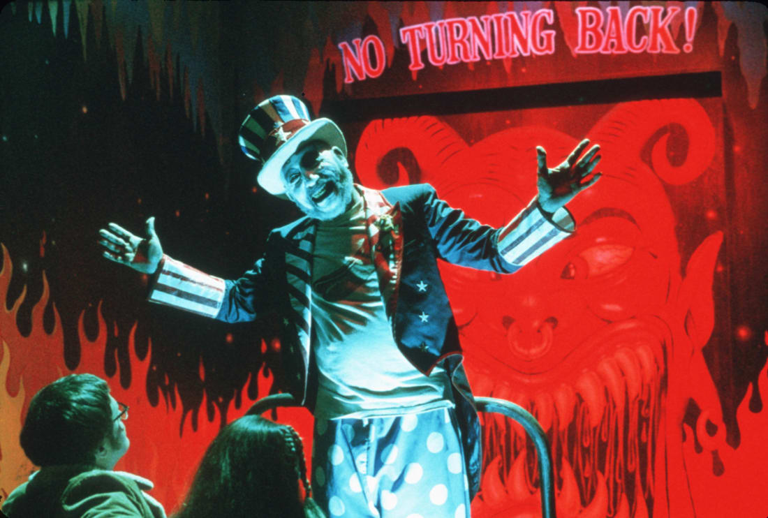 from clowns to corpses: celebrating rob zombie's best cinematic
