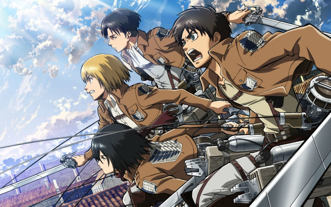Attack on Titan' Season 3: Humans Are the New Threat | Geeks
